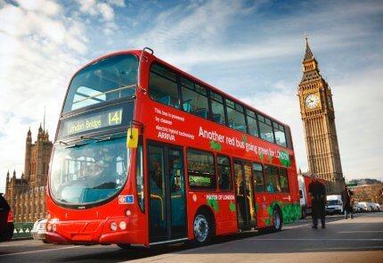 Интересные автобусные туры