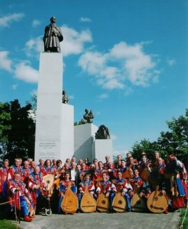 Мемориал Тарасу Шевченко в Оттаве