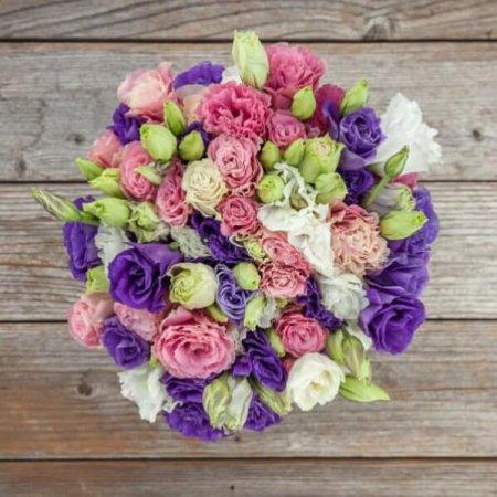 Заказать доставку цветов в город Харьков от Мир Цветов
