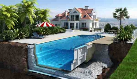 Полезная информация о строительстве бассейнов