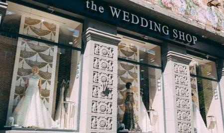 Купить свадебное платье в компании WED.UA