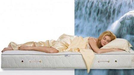 Выбираем матрас для сна правильно