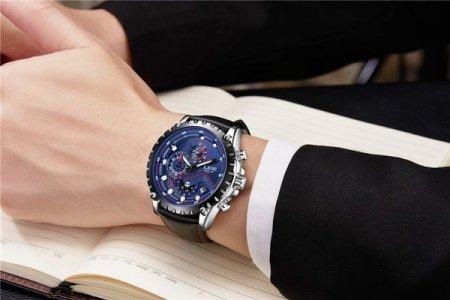 Мужские часы - показатель статуса и стиля