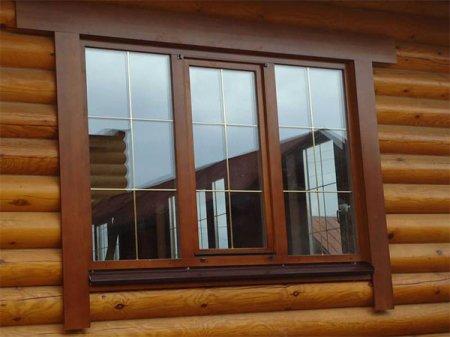 Деревянные окна и их преимущества