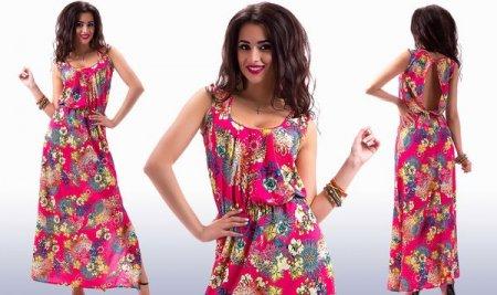 Как правильно подобрать красивое летнее платье