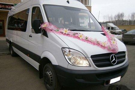 Аренда автобуса для свадебного торжества