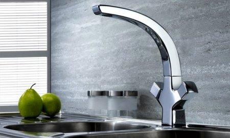 Всё о смесителях для ванны и кухни