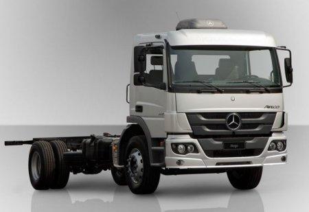 Особенности и характеристики рессор для грузовых автомобилей Mercedes