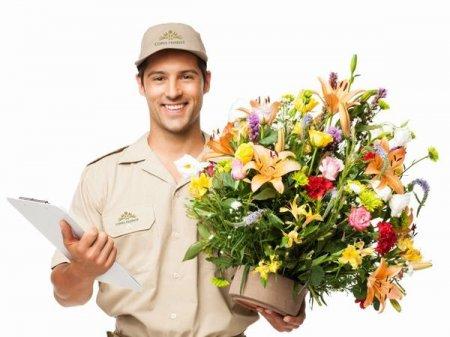 Быстрая доставка цветов в Киеве от интернет-магазине Studio Flores