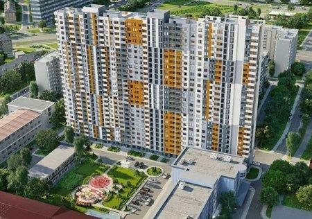 Жилой комплекс «Дніпровська Мрія» в Киеве
