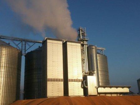 Конструкция современных зерносушилок