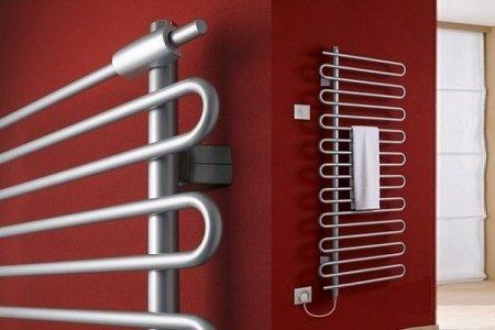 Главные достоинства электрического полотенцесушителя