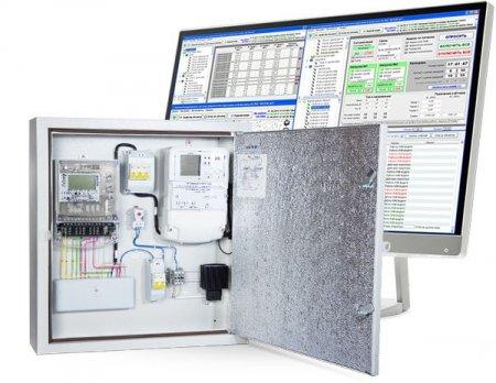 Система автоматизированного коммерческого учета электроэнергии
