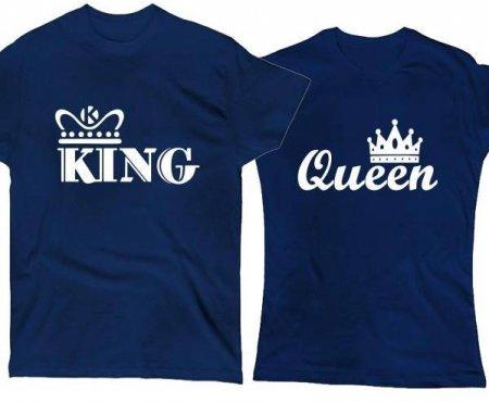 Парные футболки для двоих – лучший подарок влюбленным