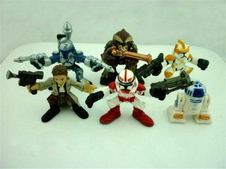 Игрушки Star Wars для детей