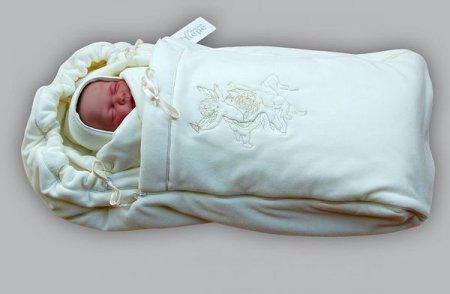 Основные правила выбора конвертов для новорожденных